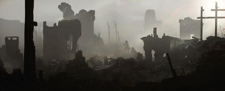 ArtStation - Lost Online, Mark Kolobaev