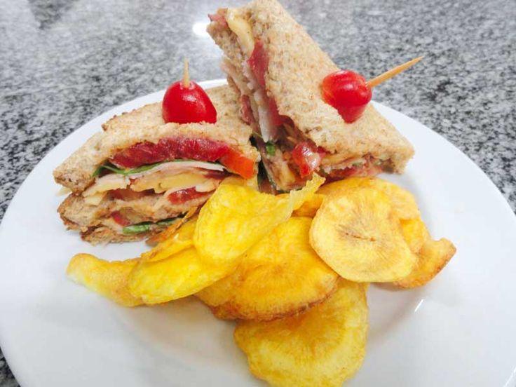Club Sandwich, Croque Monsieur e Croque Madame | RECEITAS UNIFRAN