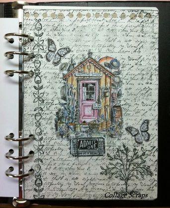 ...art journal...
