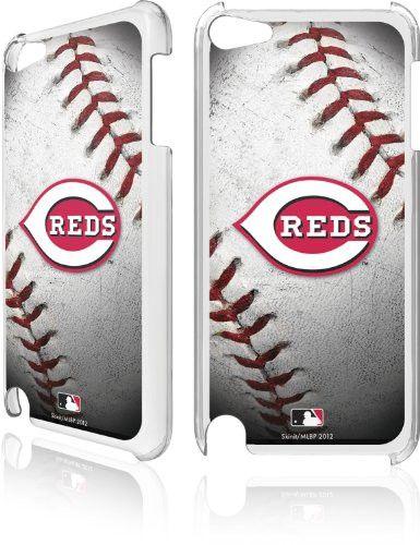 MLB - Cincinnati Reds - Cincinnati Reds Game Ball - iPod Touch (5th Gen) - LeNu Case