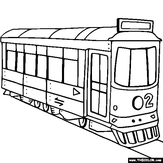 9 best Trains and trams images on Pinterest Coloring books - copy lionel trains coloring pages