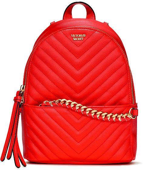 361c589663c6 Victorias Secret Pebbled V-Quilt Small City Backpack affiliate ...
