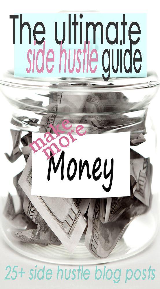 The ultimate guide for making money on the side. | Financegirl