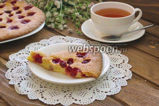 Вишнёвый пирог  Вишнёвые пироги это, наверное, одно из самых вкусных лакомств в плане десерта. Выпечка с фруктами, вообще, является одной из моих любимых, но вот вишнёвые пироги, пирожки, булочки и торты занимают отдельное почётное место в таблице желанных десертов.  Данный пирог отличается тем, что он приготовлен на желтках. Форму пирога можно корректировать по вашему вкусу. Тесто выпекается без формы для выпечки и, при выпечке, не растекается по противню. Готовится такой пирог на…
