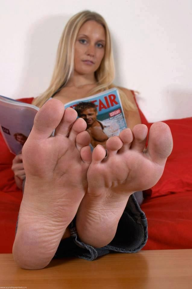 Mature milf feet soles perfection 2