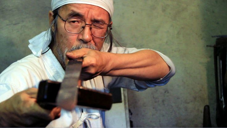 Handmade Portraits: The Sword Maker. As one of Japan's last remaining swordsmiths, Korehira Watanabe has honed his craft for 40 years while ...