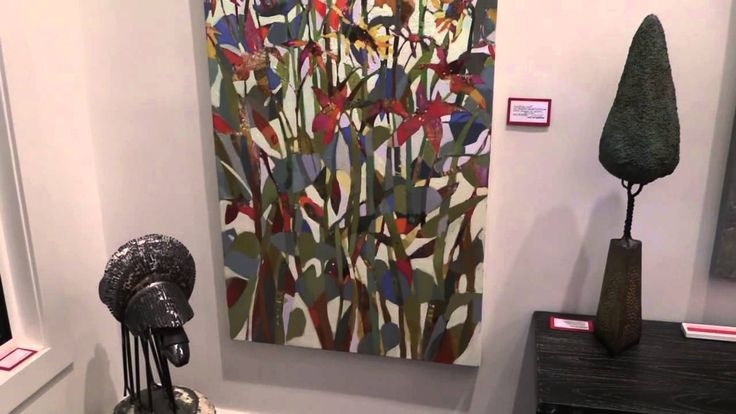 Red Hot Fall Colours a group show at Red Art Gallery