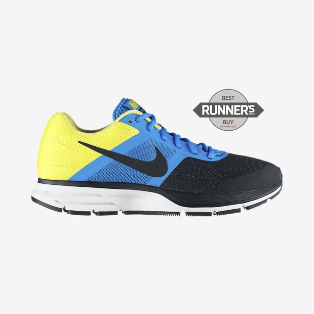 It was over 30 years ago that Nike revolutionized the running shoe with the  Nike Air Pegasus. Well, thirty years later and the Air Pegasus is still  relevant ...