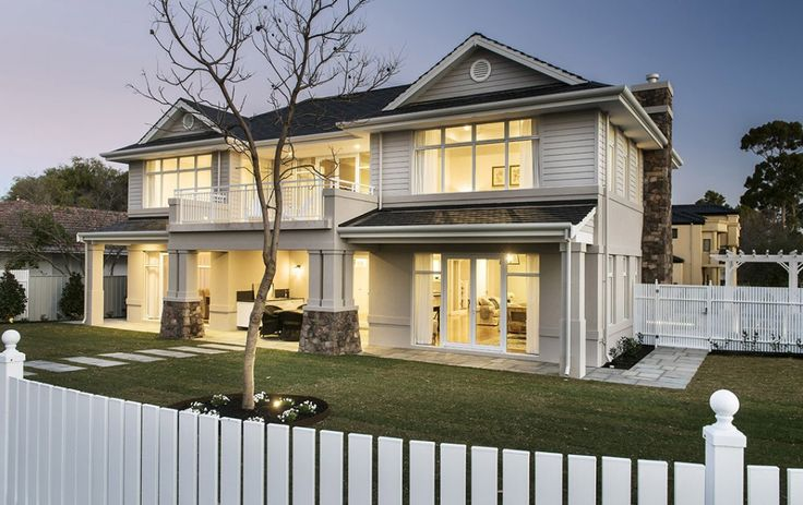 The Long Island perth beautiful house designs