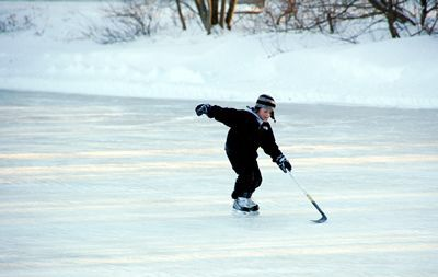 Ice Rink Birthday Long Island