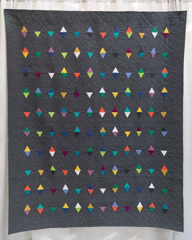 Modern Patchwork Quilt Patterns Free : 17 Best ideas about Modern Quilting on Pinterest Modern quilt patterns, Quilt patterns and ...