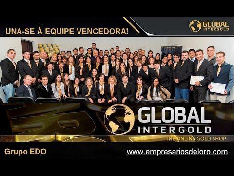 Investimento em ouro Global InterGold parceria Team Plena Idade