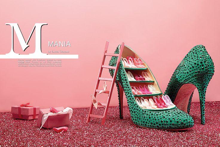 La fotografa Lucia Giacani ha realizzato servizi fotografici di moda per HARRODS, VOGUE ITALIA e campagne pubblicitarie per vari brand di moda e lusso.