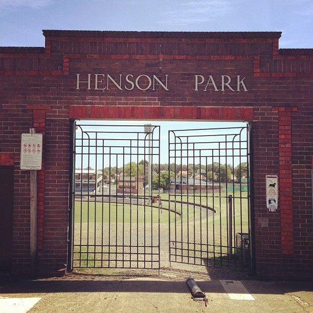 Henson Park in Marrickville, NSW