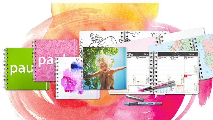 By far, one of the better planners for school - Create your own planner at personal-planner.com