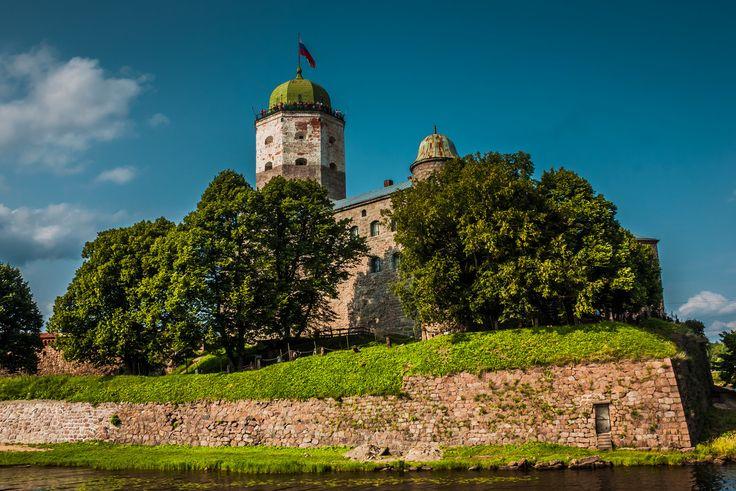 Vyborg Castle (1290)