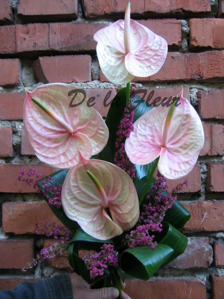 smuteční kytice 4 květy