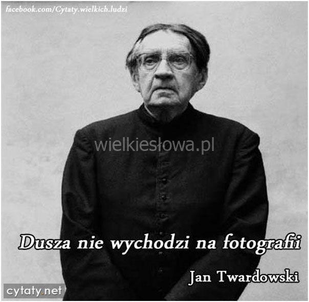 Dusza nie wychodzi na... #Twardowski-Jan,  #Dusza