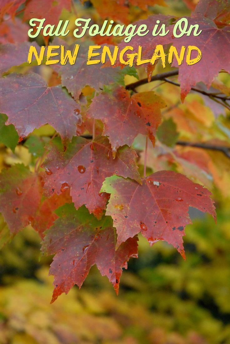 New England Fall Travel Destinations