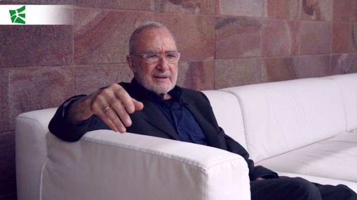 "The artist #GerhardRichter about his painting ""St.Gallen"", his difficulties with the #art world and some of his own pictures. A video interview on the occasion of his exhibition ""Images / Series"", which is on display from May 18th to September 7th, 2014 at the #FondationBeyeler. (in German) // Der Künstler Gerhard Richter über sein Gemälde «St.Gallen», seine Schwierigkeiten mit dem Kunstbetrieb und einigen seiner eigenen Bilder."