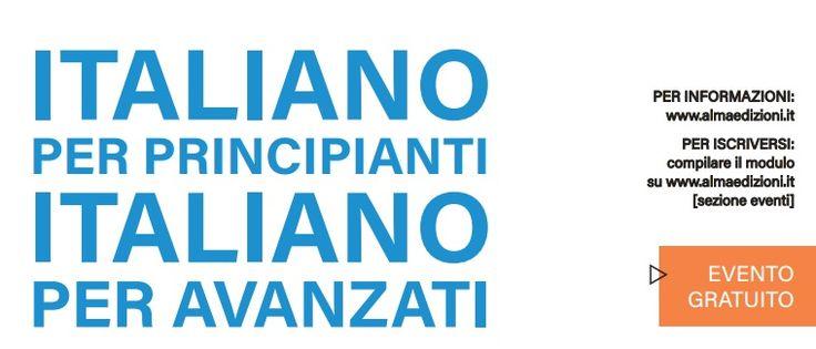20 MAGGIO: giornata di formazione ALMA a Firenze! Clicca sull'immagine per i dettagli!