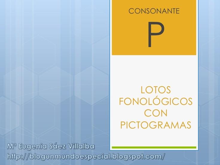 Loto consonante p