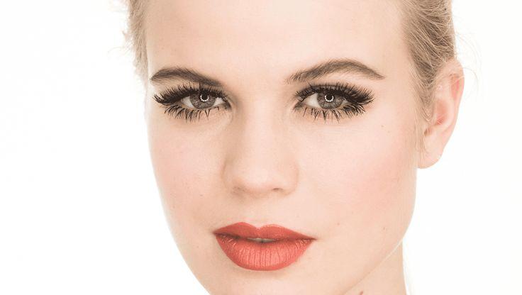 Videoguide: Sådan får du perfekte røde læber