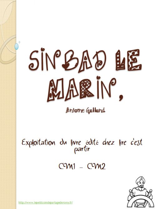 littérature : conte : Sinbad le marin