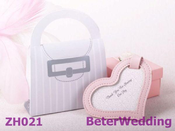 42 conjunto frete grátis bebê rosa coração tag da recepção de casamento cartão de nome zh021     Your Unique Wedding Favours #regalosdeboda #bodas #novia #nupcial #regalos #favorece http://pt.aliexpress.com/store/513753