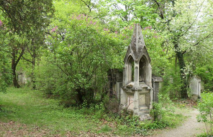 Biedermeierfriedhof St.Marx/ Cmentarz świętego Marka · I love WienI love Wien