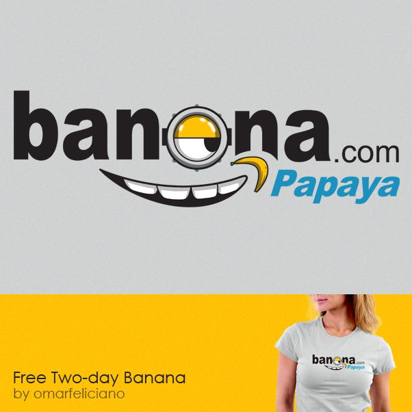 Free Two-day Banana