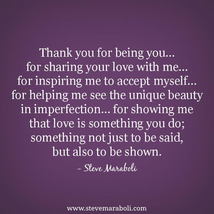 Thank You Quotes For Someone You Love,You.Quotes Of The Day