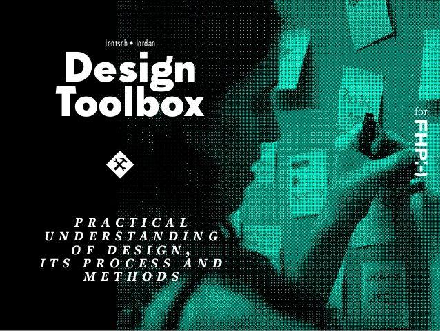 Design Toolbox — teaching design, its processes & methods