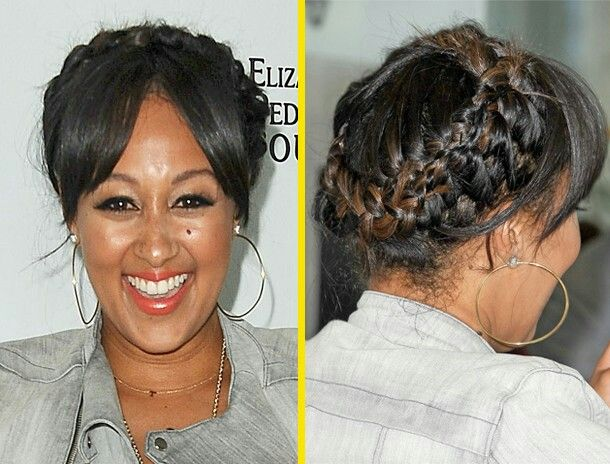 Wedding Hairstyles With Braids And Bangs : 86 best wedding hair styles images on pinterest