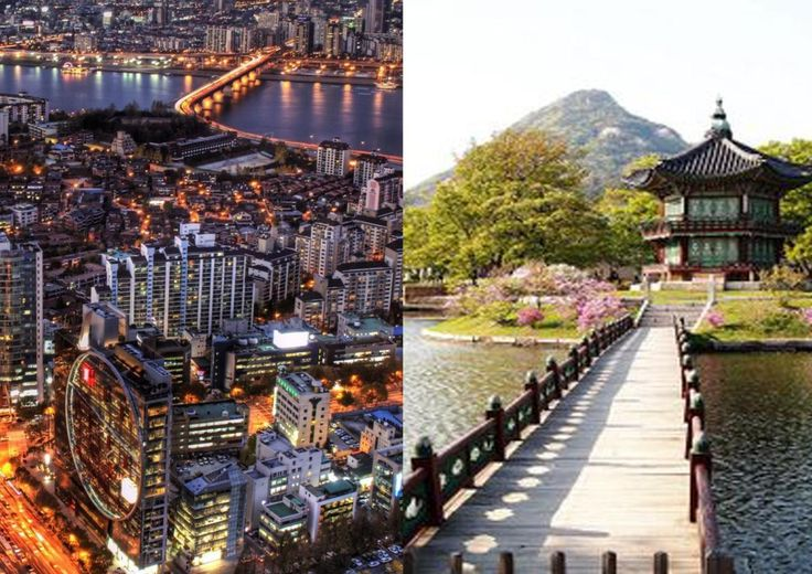 Por qué viajar a Seúl, capital de Corea del Sur
