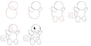 how to draw pokemon - Recherche Google