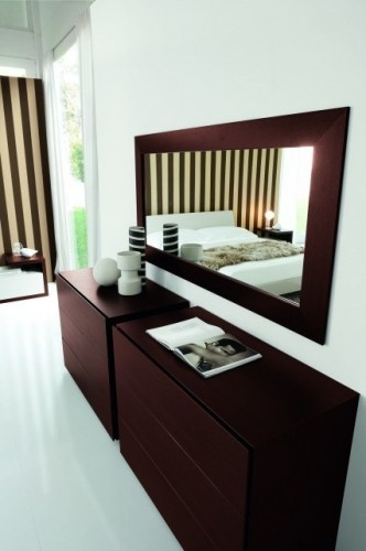 Two Dressers Tied Together With Mirror Look At Ikea Malm Dresser Master Bedroom Pinterest