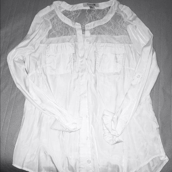 White Silk Blouse Pinterest 42