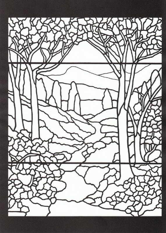 3164 Best Stained Glass Patterns Images On Pinterest