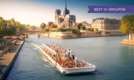 Paris : 1 à 3 nuits, petits déjeuners et croisière sur la Seine en option à l'hôtel Daumesnil-Vincennes pour 2 pers
