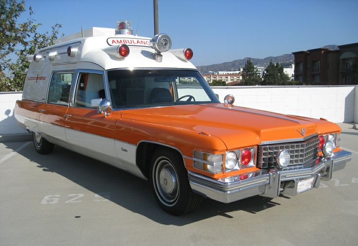 Bowers Ambulance - North Hollywood, Los Angeles