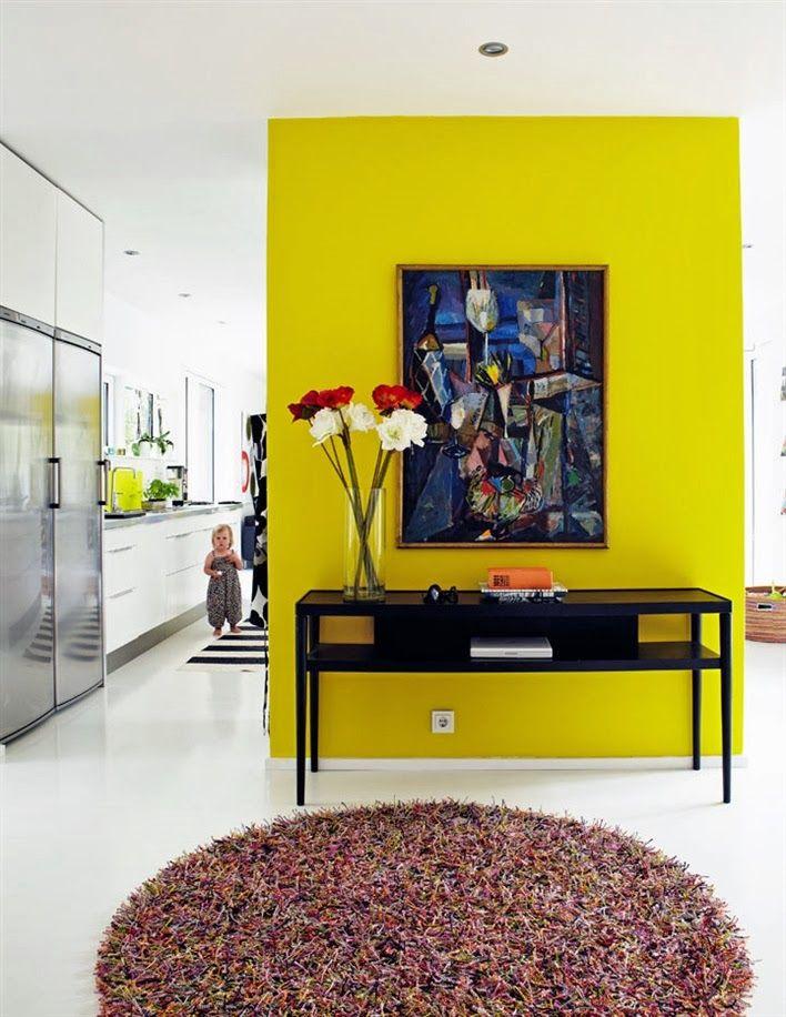 730 best Yellow Interior images on Pinterest   Yellow interior ...