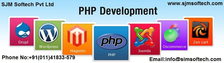 if you are looking for Best Php Website Development Services in Delhi,India and Website Maintenance services globally at affordable prices.you can contact SJM Softech Pvt. Ltd only today or Call Now +91(011)41833-579