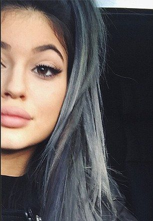 Beauty tips: Kylie Jenner's makeup artists reveals that all it takes to create the star's lips is a bit of lip liner and some balm