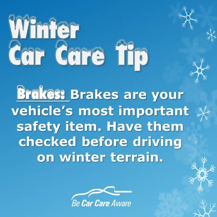 17 Best Images About Winter Car Tips On Pinterest