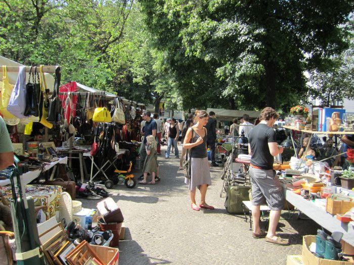 Must-visit best flea markets in Indiana.