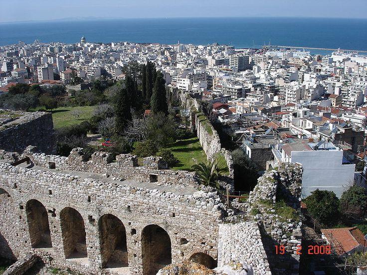 Patras Fortress, Patras, Greece