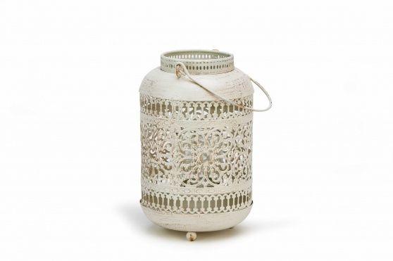 Round Lantern 14x20,8cm
