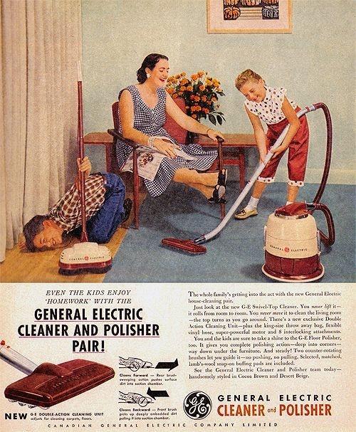 Kids cleaning vacuum