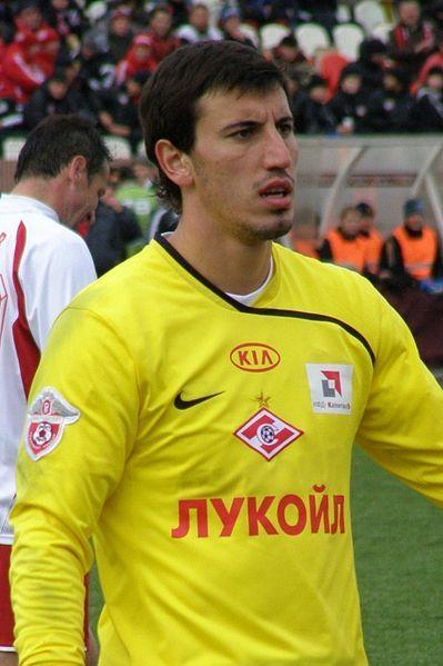 Sosłan Totrazowicz Dżanajew – piłkarz rosyjski narodowości osetyjskiej grający na pozycji bramkarza. Mierzy 188cm wzrostu, waży 80kg. Od 2014 roku jest zawodnikiem klubu FK Rostów.